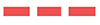 Red dashed line meaning 'incomplete