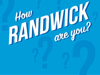 The Randwick Quiz - now with even more Randwick.