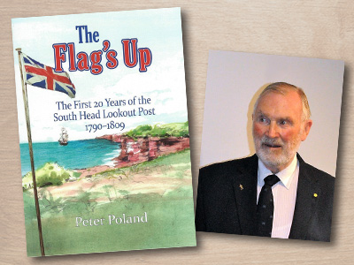 History Talk: The Flag's Up with Peter Poland