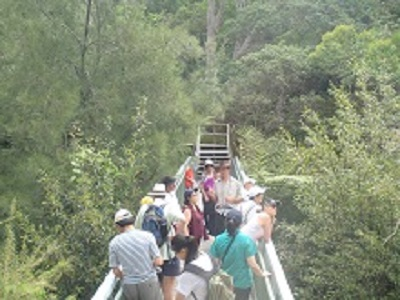Catchment to Coast, Fred Hollow's Reserve 'Walk & Talk'