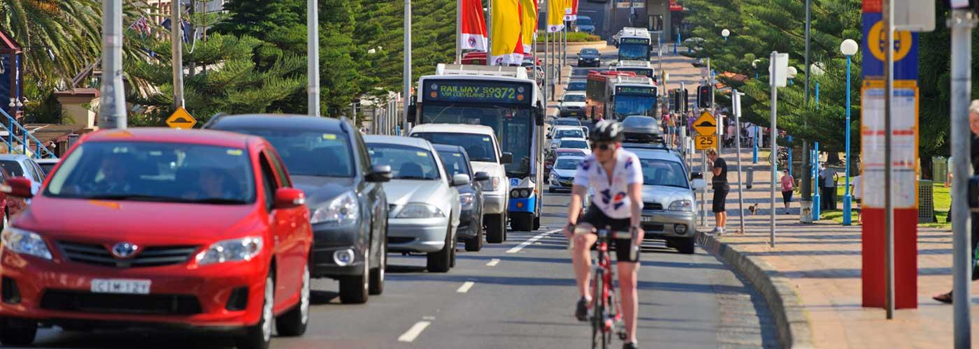 Transport banner