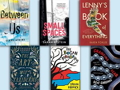 Teen Book Club 2019 - Book Week Special