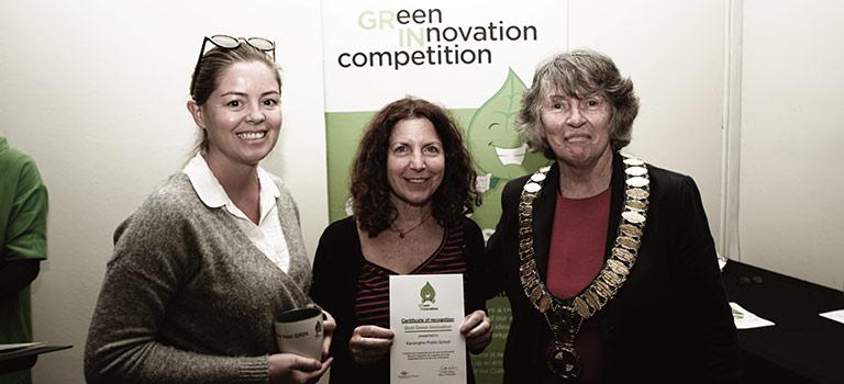 Winner - Kensington Public School