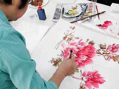 Chinese Calligraphy and Painting Demonstration