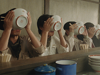 [Cancelled] Friday Night Movies at Lionel Bowen Library: Tampopo (M)