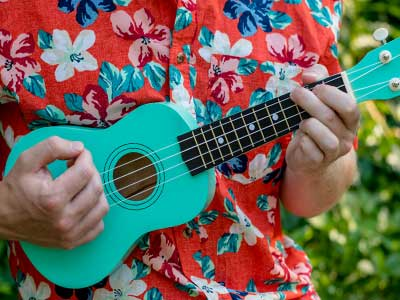 Ukulele for Beginners - A series of four workshops | IN PERSON